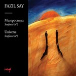 Mezopotamya Senfonisi No:2 Op.38 & Universe Senfonisi No:3 Op. 43