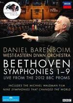 Beethoven: Symphonies:1-9 [West-Eastern Divan Orchestra]