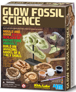 4M Glow Fossil Science / Parlayan Fosil Bilimi 3356