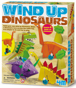 4M Wind Up Dinosaur 4639
