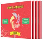 Dikkat Akademisi 1. Sınıf Seti (4 Kitap)