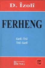 Ferheng Kurdi-Tırki / Tırki-Kurdi