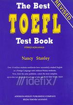 The Best TOEFL Test Book(Türkçe Açıklamalı)