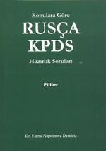 Rusça KPDS Konulara Göre Hazırlık Soruları (Fiiller)