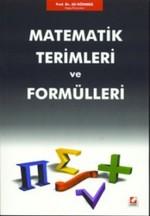 Matematik Terimleri ve Formülleri