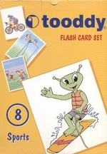 Flash Card Set: 8 (Sports / Sporlar)
