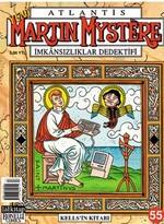 Yeni Martin Mystere Sayı: 55 - Kells'in Kitabı