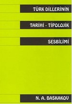 Türk Dillerinin TarihiTipolojik Sesbilimi