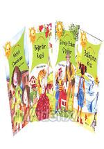 Rengarenk Masallar Seti 10 Kitap Takım