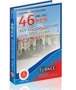 Konularına Göre Düzenlenmiş 46 Yılın YGS-LYS Türkçe Soruları ve Ayrıntılı Çözümleri
