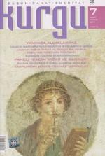 Kurgu Düşün - Sanat - Edebiyat Dergisi Sayı: 7