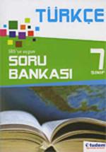 Soru Bankası Türkçe 7. Sınıf (SBS'ye Uygun)