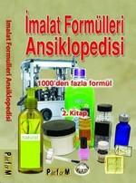 İmalat Formülleri Ansiklopedisi 2. Kitap