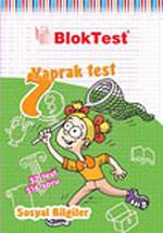 Sosyal Bilgiler Yaprak Test 7. Sınıf
