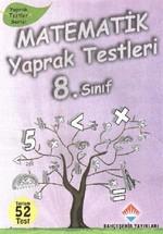 Matematik Yaprak Testleri 8. Sınıf