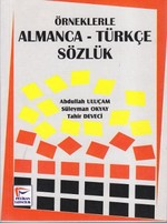 Örneklerle Almanca-Türkçe Sözlük
