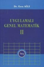 Uygulamalı Genel Matematik 2