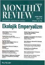 Monthly Review Sayı: 19