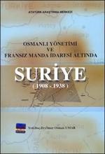Suriye (1908 - 1938)