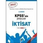 KPSS'nin Şifreleri - İktisat (10 Adet Deneme Testi)