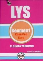 11. Sınıfa Yardımcı LYS Geometri Konu Cep Kartı