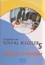 İlköğretim Sosyal Bilgiler 5 - Geliştiren Etkinlikler