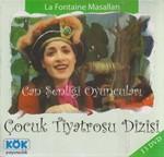 La Fontaine Masalları - Can Şenliği Oyunları Çocuk Tiyatrosu (13 DVD)