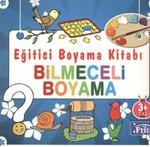Eğitici Boyama Kitabı - Bilmeceli Boyama