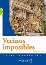 Vecinos Imposibles (LG Nivel-2) İspanyolca Okuma Kitabı