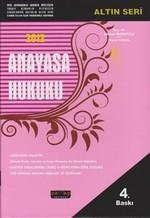 2012 Anayasa Hukuku