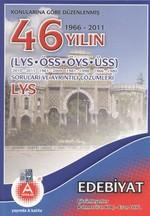 Konularına Göre Düzenlenmiş 46 Yılın LYS - ÖSS - ÖYS - ÜSS Edebiyat Soruları ve Ayrıntılı Çözümleri