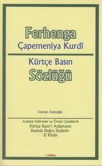 Ferhanga Çapemeniya Kurdi - Kürtçe Basın Sözlüğü