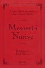 Mesnevi-i Nuriye (Çanta Boy - İki Renk)