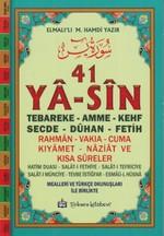 41 Ya-sin (Kod: YAS002)