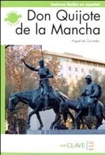 Don Qijote de la Mancha (LFEE Nivel-4) C1 İspanyolca Okuma Kitabı