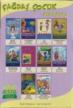 Çağdaş Çocuk Mini Set - 1 (10 Kitap Takım)