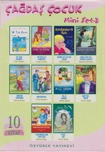 Çağdaş Çocuk Mini Set - 3 (10 Kitap Takım)