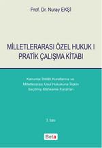 Milletlerarası Özel Hukuk 1 - Pratik Çalışma Kitabı