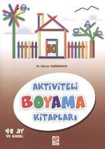Aktiviteli Boyama Kitapları 10