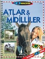 3D Çocuk Dergisi - Atlar ve Midilliler