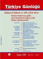 Türkiye Günlüğü Sayı: 110