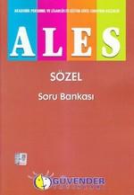 Güvender ALES - Sözel Soru Bankası