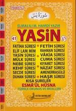 41 Yasin - Orta Boy (Kod Fo16)