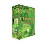 Kur'an-ı Kerim Hatim Seti ve Türkçe Meali (30 VCD)