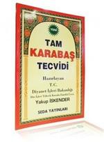 Tam Karabaş Tecvidi (Orta Boy, Kod: 051)