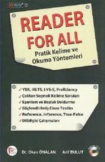 Reader For All Pratik Kelime ve Okuma Yöntemleri