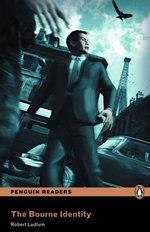 The Bourne Identity Bk/Mp3 Pk Level 4