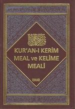 Kur'an-ı Kerim Meal ve Kelime Meali (2 Cilt Takım)