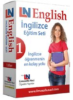 Limasollu Naci 1. Kur Grapho-English İngilizce Eğitim Seti