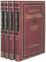 Hanefiler İçin İslam Fıkhı (4 Cilt Takım)